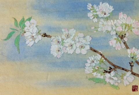 成城日本画教室_c0160745_1522574.jpg