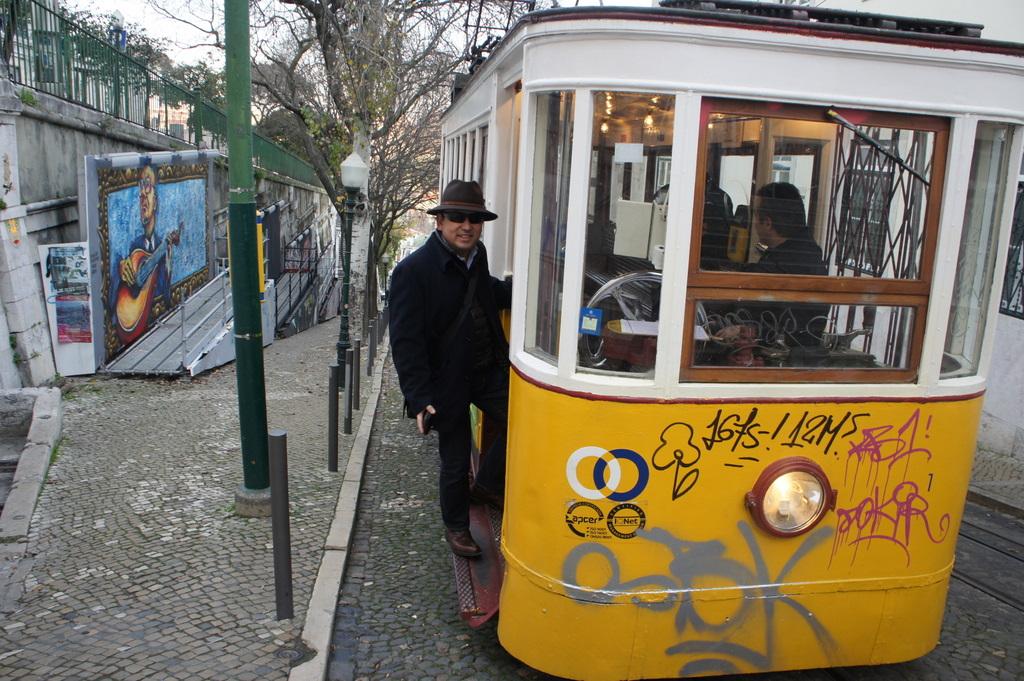 Lisboa、水曜日(後半)_c0180686_5142251.jpg