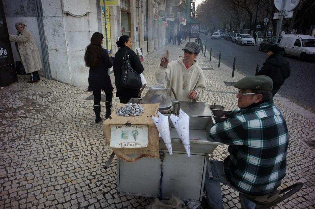 Lisboa、水曜日(後半)_c0180686_5174534.jpg