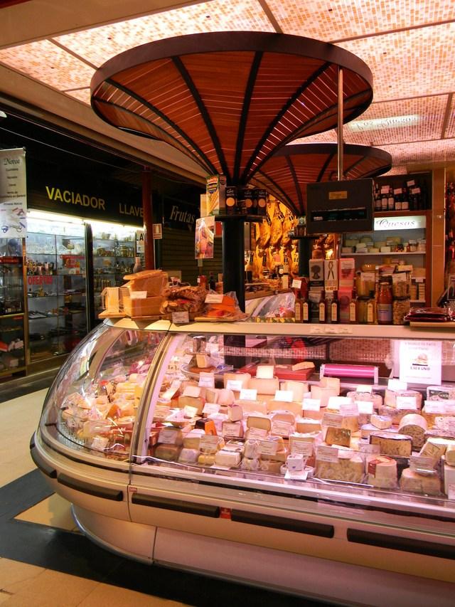 マドリードの市場 Mercado de la Paz_c0213220_7142473.jpg