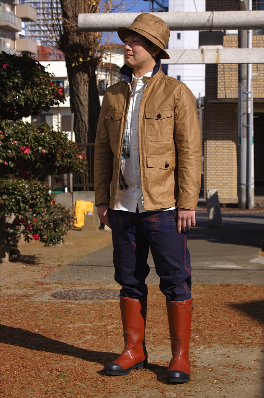 """CdG HOMME & JUNYA MAN \"" 12 S/S COLLECTION Vol.2 !_c0079892_1531765.jpg"