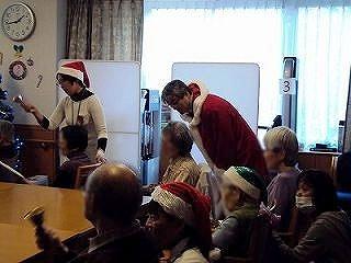 クリスマスパーティー<アクティブライフ山芦屋・デイサービス>_c0107602_13325883.jpg