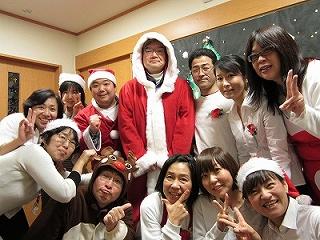 クリスマスパーティー<アクティブライフ山芦屋・デイサービス>_c0107602_13331161.jpg
