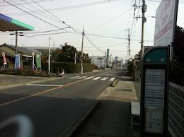 熊本城マラソンへの道 コース一部試走Part2_c0052304_517397.jpg