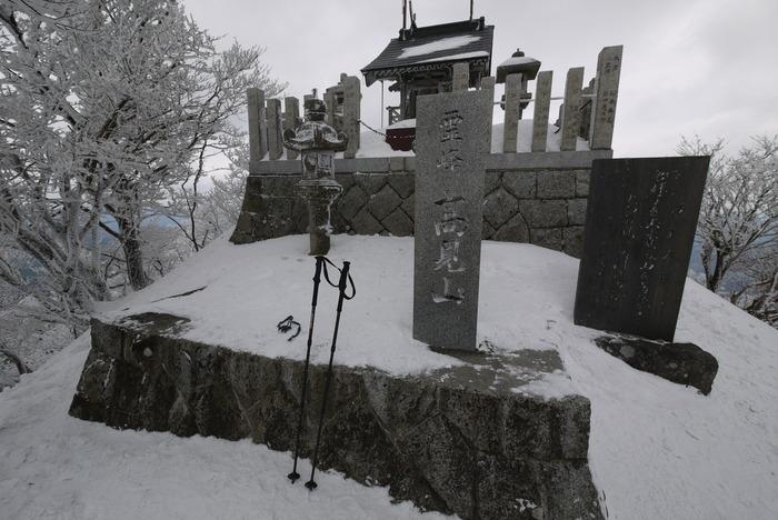 霧氷の高見山_e0214805_75216.jpg