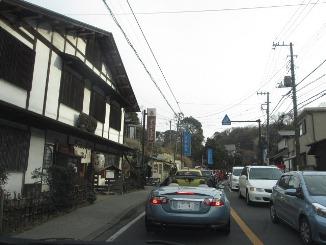 渋滞も・・・絵?になります。_d0091909_963765.jpg