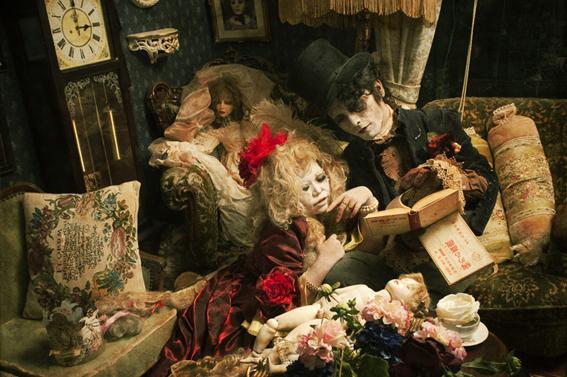 『Roseの赤い小部屋+中村趫 Photo Exhibition』は終了しました。 _f0138928_1665772.jpg