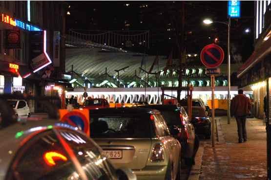 ムール貝@Restaurant Concordia Liege_d0047851_23382879.jpg