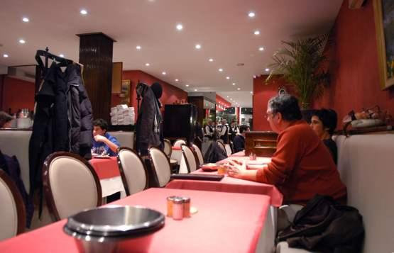 ムール貝@Restaurant Concordia Liege_d0047851_23385696.jpg