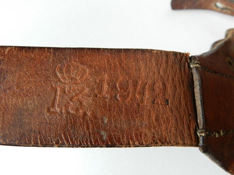 40\'s Swedish army leather bandaria_f0226051_12442274.jpg