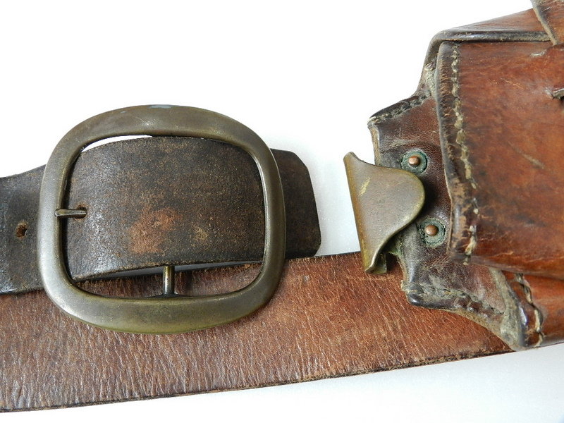 40\'s Swedish army leather bandaria_f0226051_1275439.jpg