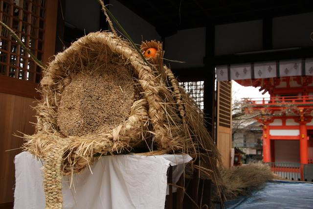 大津 長等神社の綱打祭_c0196076_1485757.jpg
