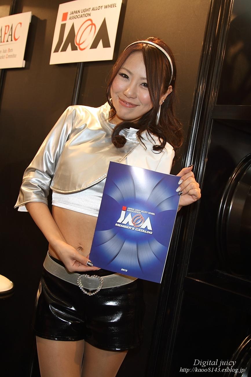渡瀬茜 さん(JAWA ブース)_c0216181_1543951.jpg