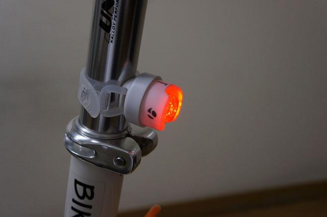 ダイソー 自転車 ライト