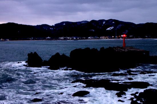 丹後の海 日の出_e0048413_1729717.jpg