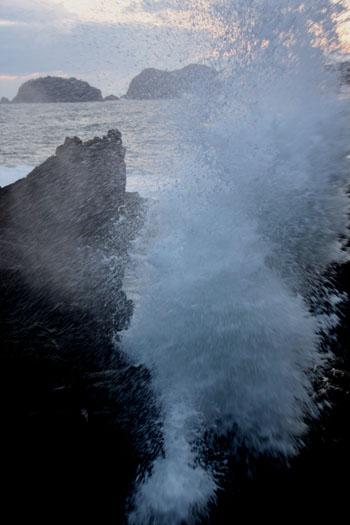 丹後の海 日の出_e0048413_17305937.jpg