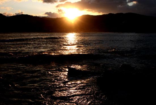 丹後の海 日の出_e0048413_17312530.jpg