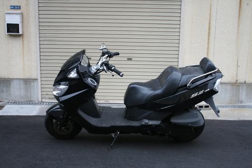 デイリン S2 125スクーター誰か買ってください!_a0164918_19492117.jpg
