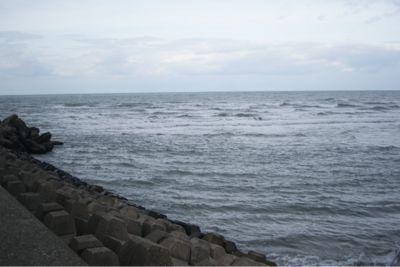 今日の海_c0132732_13243610.jpg