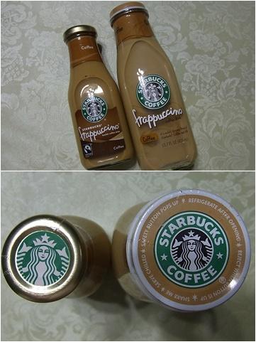 スタバ瓶コーヒー