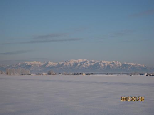 *雪景色*_f0231042_2075689.jpg