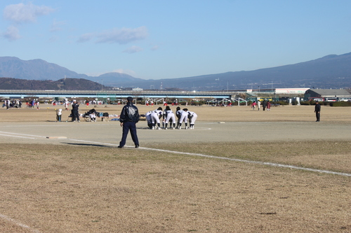 栄光杯 淑徳高校1月5日_b0249247_21335719.jpg