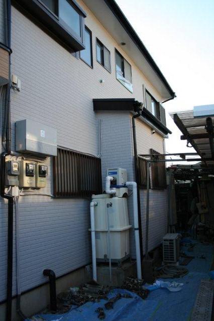 太陽光発電を設置したお客様宅で(東京都八王子市)_e0207151_18123117.jpg
