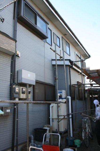 太陽光発電を設置したお客様宅で(東京都八王子市)_e0207151_1812490.jpg