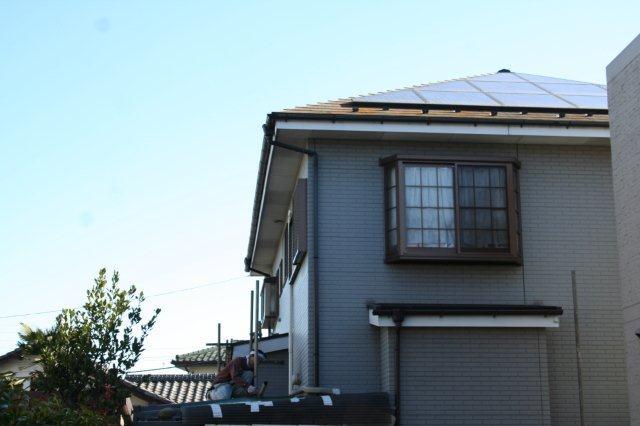 太陽光発電を設置したお客様宅で(東京都八王子市)_e0207151_18143395.jpg