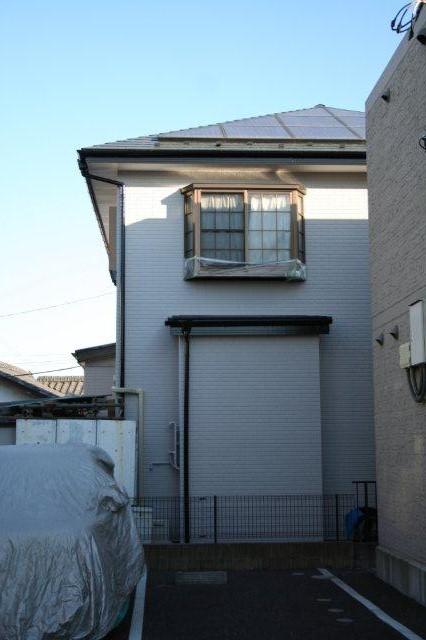 太陽光発電を設置したお客様宅で(東京都八王子市)_e0207151_18145630.jpg