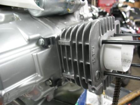 C110 新車ボアアップ!_e0114857_0301677.jpg