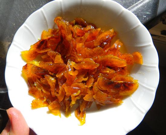 柿ナマスと柚子のことなど♪_a0136293_1927784.jpg