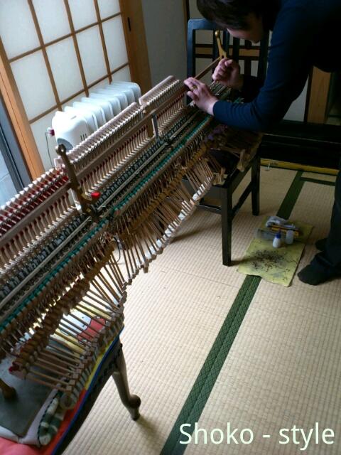 ピアノ調律&修理♪_a0135999_14562588.jpg