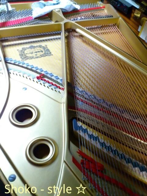 ピアノ調律&修理♪_a0135999_14565529.jpg