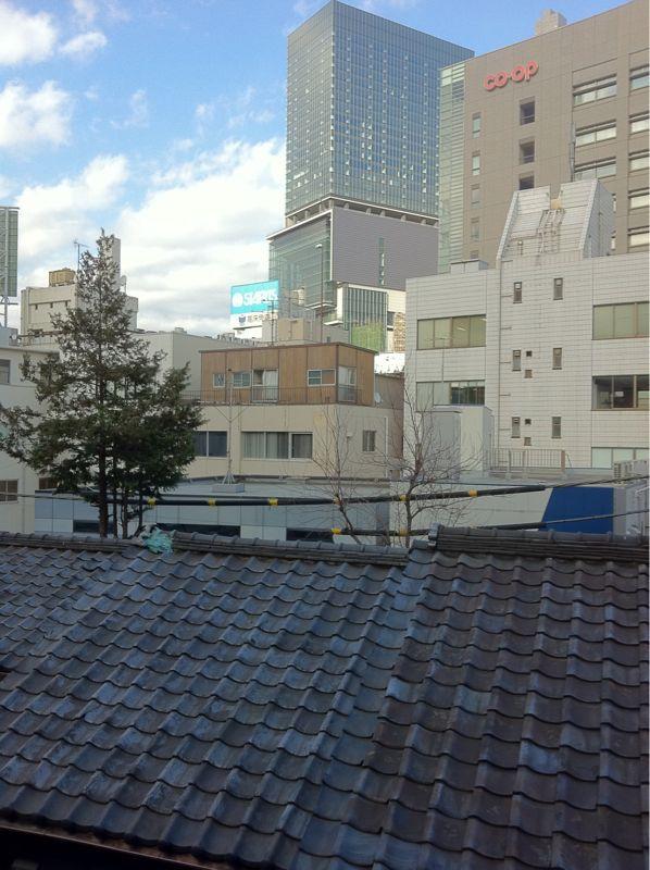 渋谷桜丘からヒカリエ_d0147406_23394986.jpg