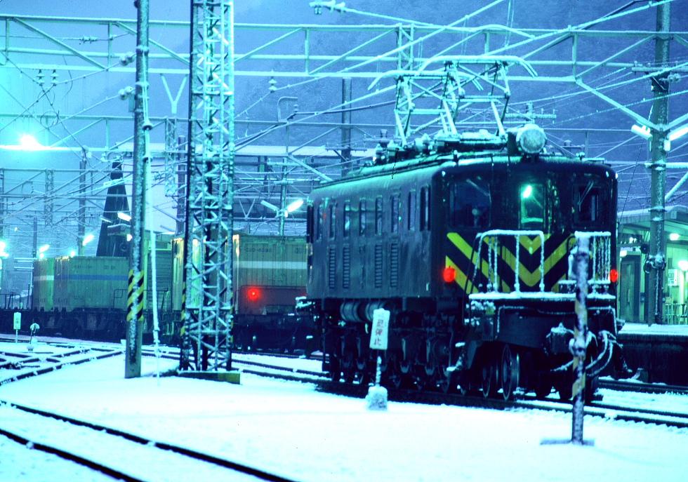 雪の朝 - 1984年・瀬野八 - _b0190710_23165878.jpg