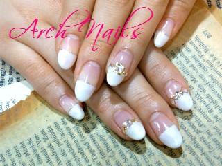 White Nail♪♪_a0117115_12213783.jpg