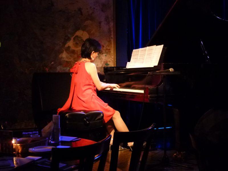 法田勇虫 Winter Concert in Blues Alley Japan_f0209434_1210437.jpg