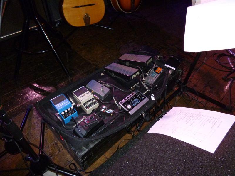 法田勇虫 Winter Concert in Blues Alley Japan_f0209434_1291433.jpg