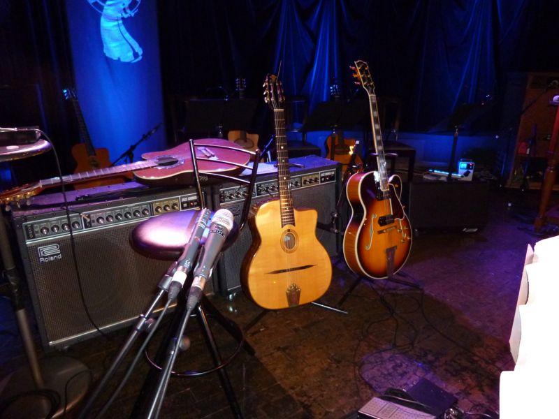 法田勇虫 Winter Concert in Blues Alley Japan_f0209434_129225.jpg