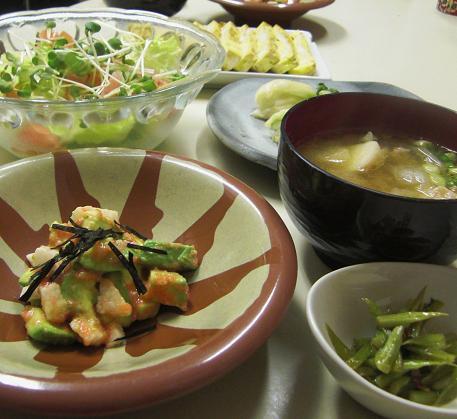 日本ハラショ~~~な豚汁ご飯。_c0119140_151220.jpg