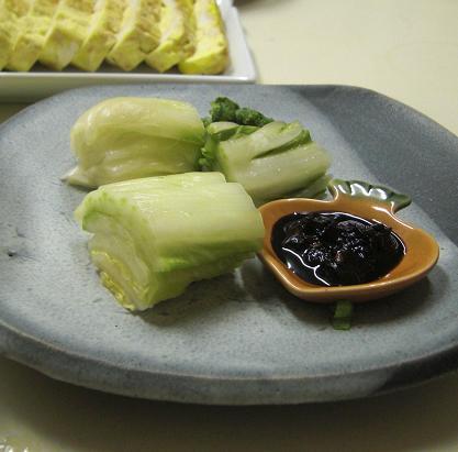 日本ハラショ~~~な豚汁ご飯。_c0119140_15175968.jpg