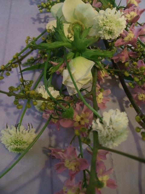 オークリーフ花の教室(落合さんの作品)_f0049672_18221460.jpg