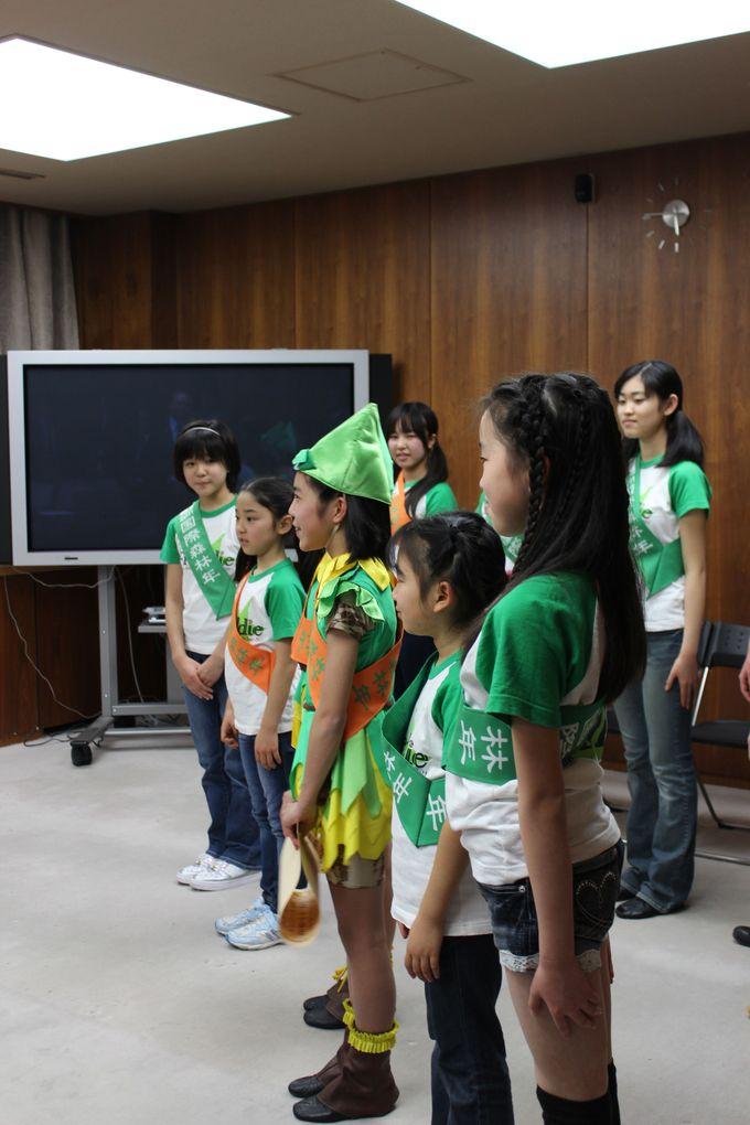 国際森林年子ども大使活動報告会_e0105898_14243758.jpg