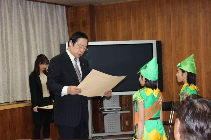 国際森林年子ども大使活動報告会_e0105898_14303424.jpg