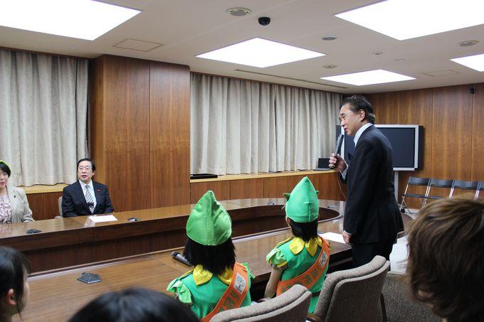 国際森林年子ども大使活動報告会_e0105898_1437311.jpg