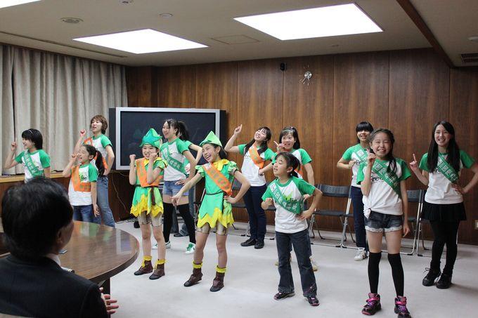 国際森林年子ども大使活動報告会_e0105898_1441067.jpg