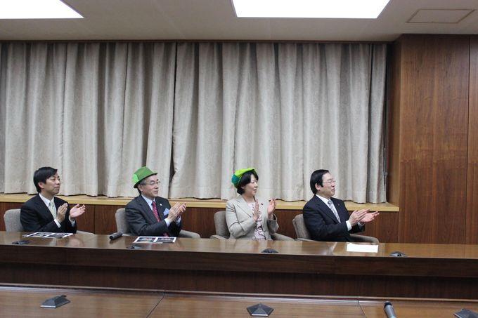 国際森林年子ども大使活動報告会_e0105898_14483983.jpg