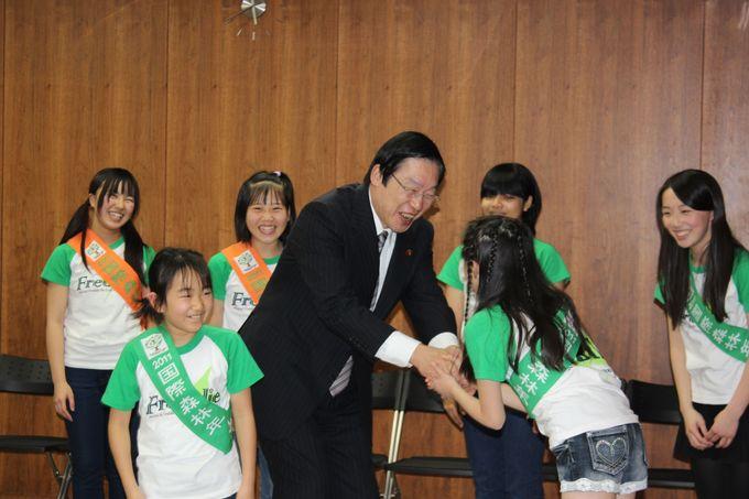 国際森林年子ども大使活動報告会_e0105898_14485931.jpg