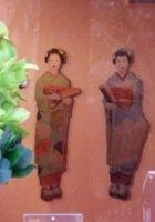イタリア人アーティストさんによる日本の舞妓さんが登場するアート作品展_b0007805_1959556.jpg